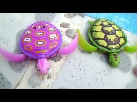 swimming turtle animal toys swimming turtle animal toys kids fashion ...