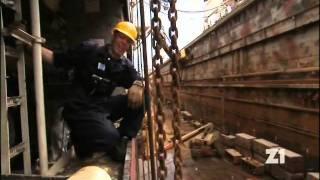 Dokumentárny film Technológia - Megaopravy: Oceánska výletná loď
