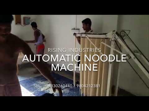 Semi Automatic Noodles Machine