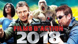 LES MEILLEURS FILMS D'ACTION DE 2018