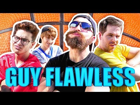 GUY FLAWLESS (Dude Perfect Parody)