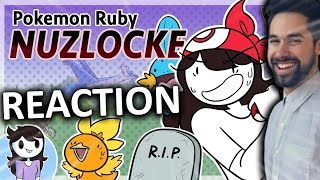 "World Champ Reacts To ""I Attempted my First Pokemon Nuzlocke"""