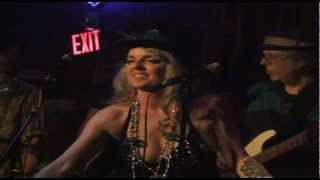 <b>Toni Price</b> ~Funky~ LIVE IN AUSTIN TEXAS At The Continental Club Mardi Gras 2012