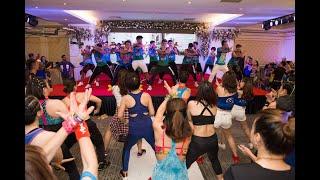 [Hà Nội] 500 người nhảy mừng Hãy Trao Cho Anh của Sơn Tùng đạt 100triệu views.