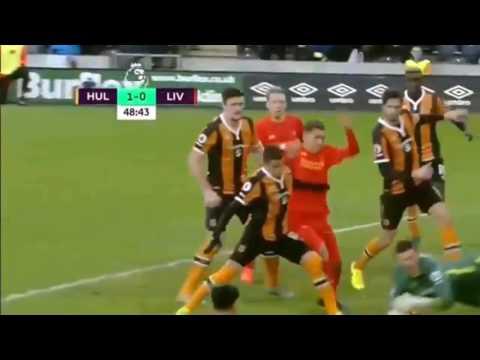 Liverpool vs Hull City 0-2 HD All Goals Highlights EPL 2016/17
