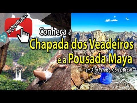 💚 Pousada Maya Alto Paraíso de Chapada dos Veadeiros em goiás, brasil   TopMundoPerfeito