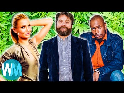 Another Top 10 Celebrity Potheads