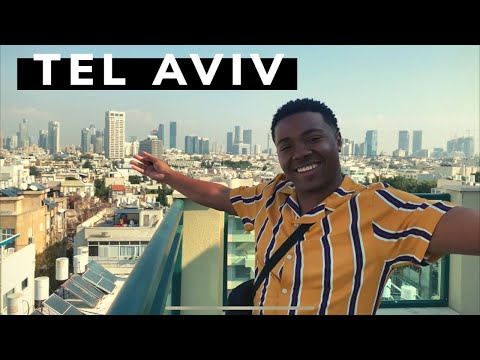 Download FLYING TO ISRAEL!! | One Day In Tel Aviv | Mp4 HD Video and MP3