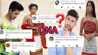 Actress Manorama  Reang Ni Bo Tubi Di | Bini Boy Friend Khe Krwi De ba |QNA | Kunal & Subhajit Tub d