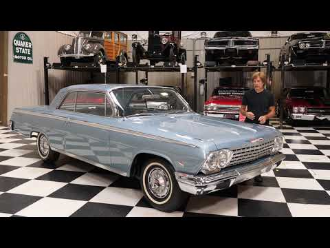 1962 Chevrolet Impala (CC-1383099) for sale in Pittsburgh, Pennsylvania