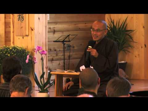 """The Roots of Suffering"" - Miracle of Mindfulness Tour - Br. Phap Dung - 2015.09.24"
