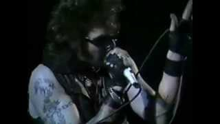 Anti Nowhere League   Branded   Live 1983