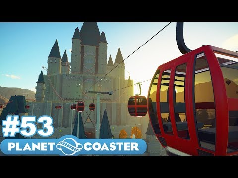 Let's Build the Ultimate Theme Park! - Planet Coaster - Part 53 (Coaster Enthusiasts!)