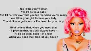 David Guetta - Hey Mama ft Nicki Minaj - Lyrics (HD) 2015