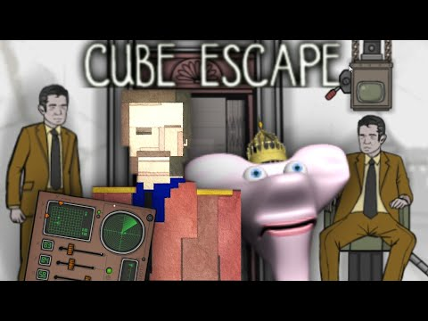 ÀBADÀKOR : LE JEU À 8000 DE QI !!! -Cube Escape- EscapeGame (Part 2)