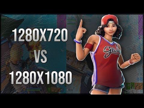 1280x720 VS 1280x1080 Resolution In Arena Champion Division Endgames