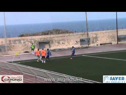 immagine di anteprima del video: TRULLI E GROTTE-GINOSA 1-0 Il Ginosa torna a testa alta da Polignano