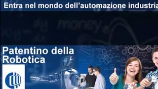 Esame Patentino della Robotica COMAU