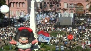 Ceremonia COMPLETA De Asunción Presidencial Cristina Kirchner 2011  2015