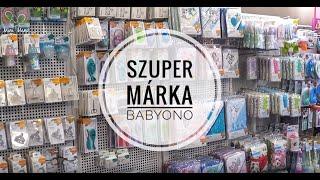 Ismerd meg a Babyono kiváló árú és minőségi termékeit!