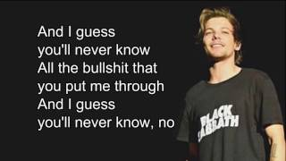 Louis Tomlinson - Back To You (Lyrics) ft. Bebe Rexha