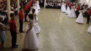 preview picture of video '11. reprezentační ples Masarykovy základní školy v Lanžhotě'