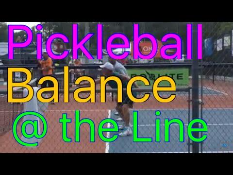 Balance @ the Line