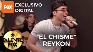 """Reykon """"El Chisme"""" - Musicales en La Fábrica de Talento FOX"""