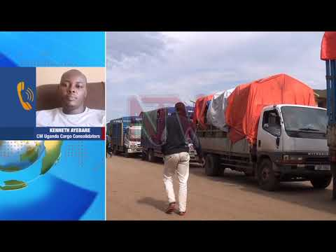 Busia backlog eases as trucks start getting processed