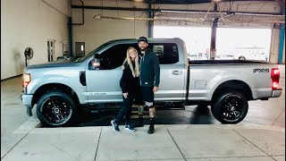BOUGHT MY DREAM TRUCK! 2020 Ford F250 SuperDuty!