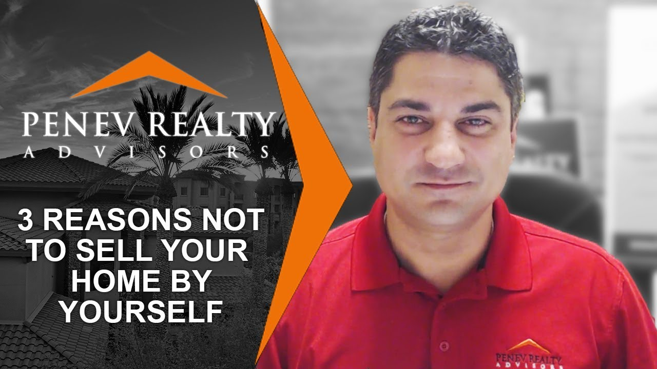 Don't List Your Home as For Sale By Owner
