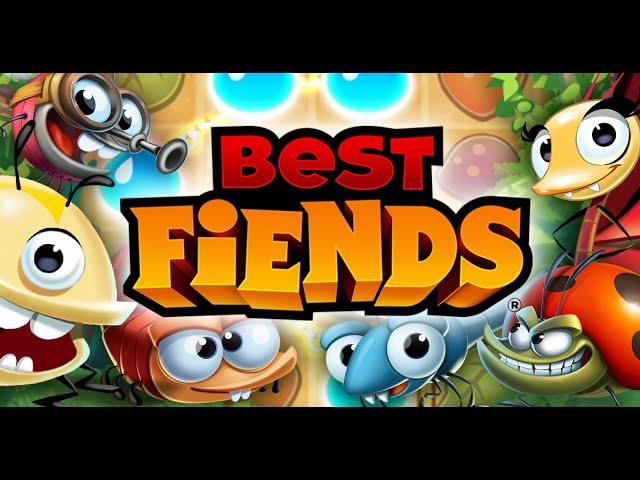 Видео к игре Best Fiends