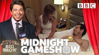 Michael McIntyre's Midnight Gameshow with Andy Murray - Sport Relief 2018 - BBC