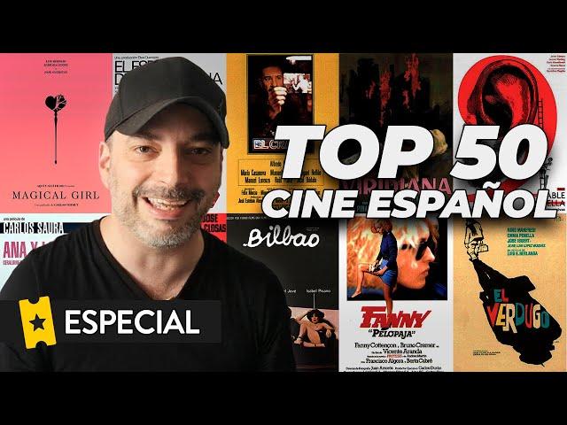 Las 50 mejores películas de cine español de la Historia