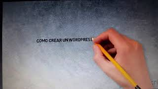 Como crear un WordPress
