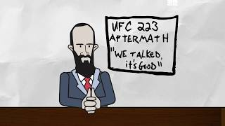 MMA Squared Ep 9: UFC 223 Aftermath