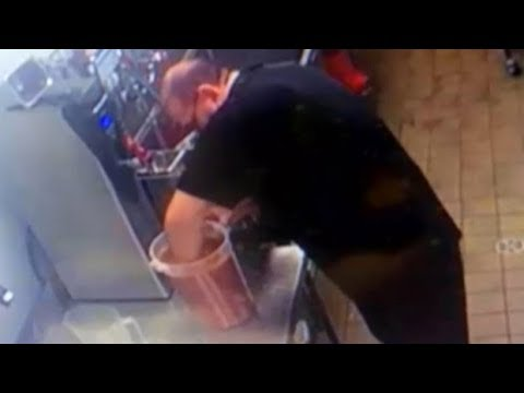 Carl's Jr food safety violations caught on video