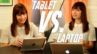 Should I Buy a Tablet or a Laptop? | The Sync Up