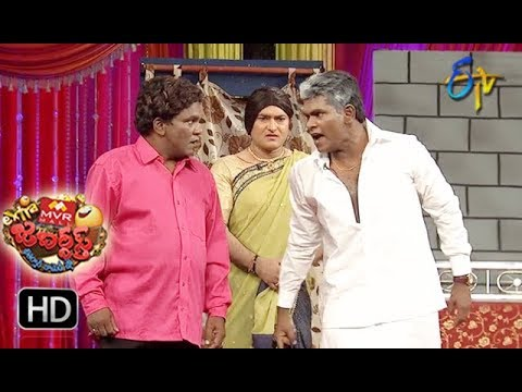 Latest Chammak Chandra Performance Extra Jabardasth  4th May 2018