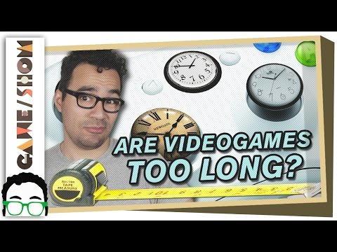 Please Stop Saying Video Games Are 'Too Long'