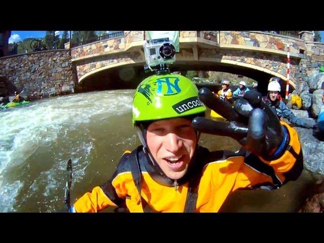 GoPro HD: Freestyle Kayaking at the Teva Mountain Games