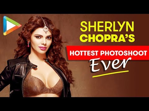 HOT: Sizzling Beauty Sherlyn Chopra is Raising the Temperature with her Hot Moves in this Photoshoot