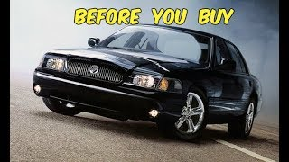 Watch This BEFORE You Buy a Mercury Marauder (2003-2004)