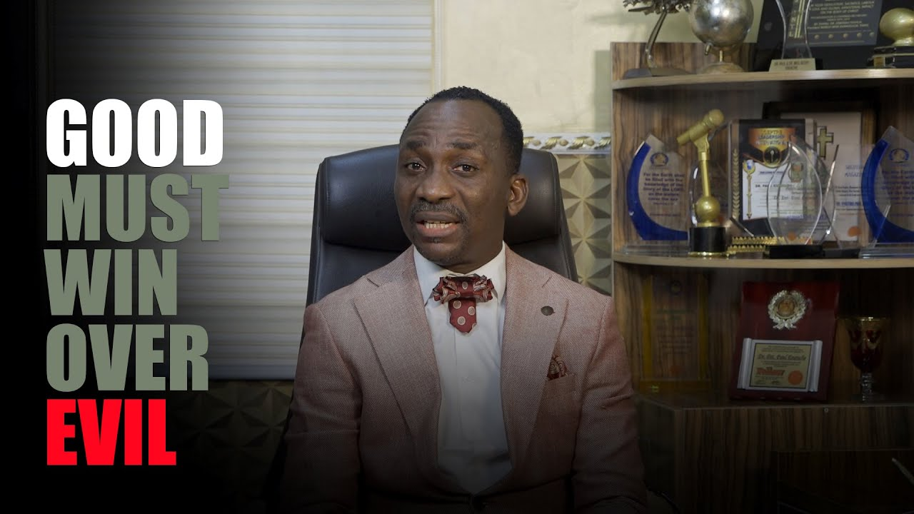 #LekkiTollGate Killings: Nigeria On The Crossroad - Pastor Paul Enenche (Video)