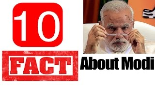 10 Shocking Facts about Narendra Modi you never knew (2017) | In Telugu