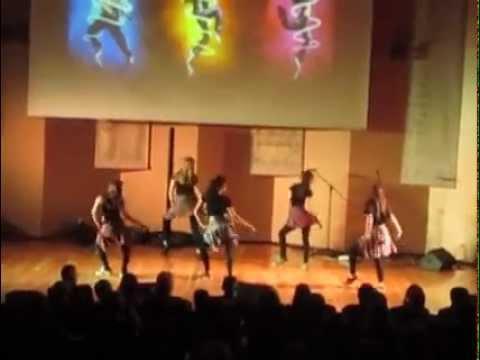 Uptown Funk Dance Mix Choreography