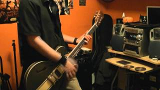 Angels and Airwaves Hallucinations Guitar Cover HD
