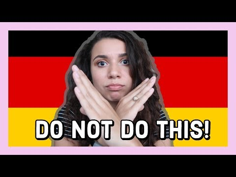 Do NOT make these Mistakes as a Tourist in Germany