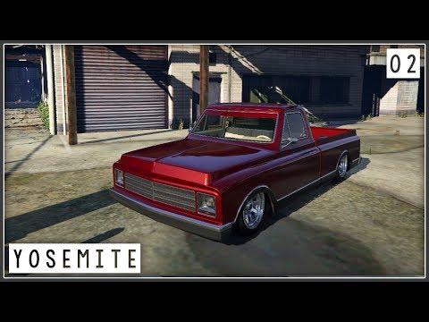 GTA 5 - DLC Vehicle Customization (Declasse Yosemite
