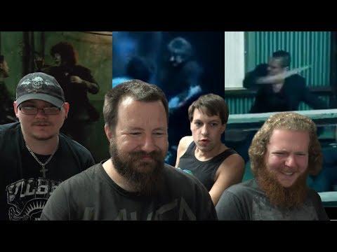 OLDBOY/ZINDA/OLD BOY Hallway Fight Scene Reaction and Comparison